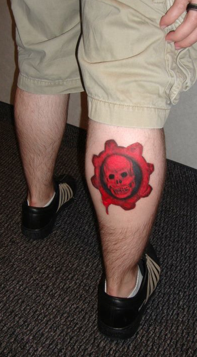 Gears Of War Tattoos (15)