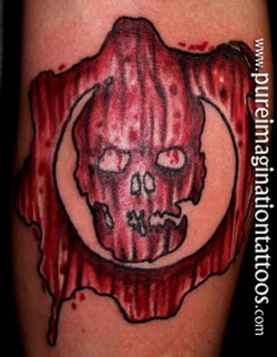 Gears Of War Tattoos (8)