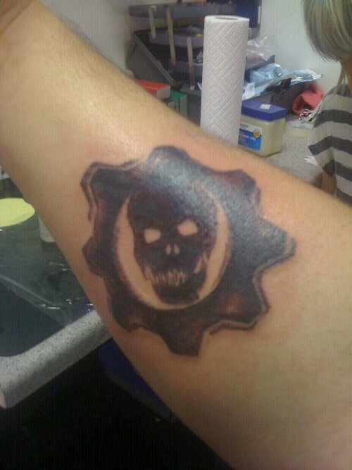 Gears Of War Tattoos (7)