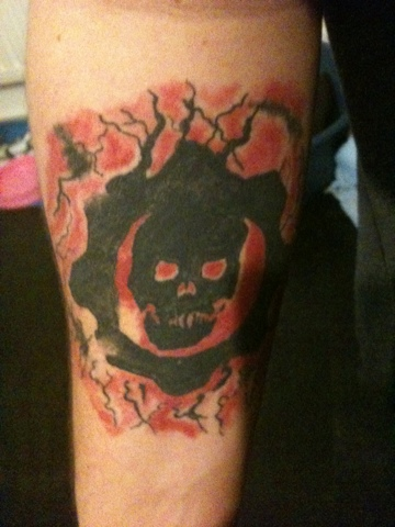 Gears Of War Tattoos (4)