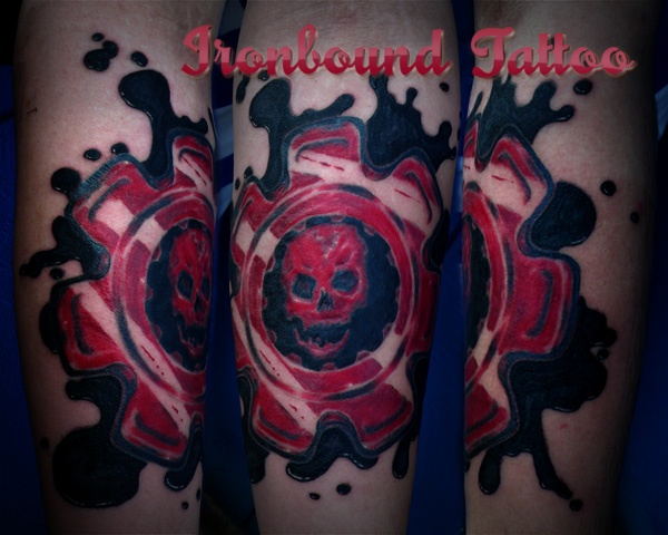 Gears Of War Tattoos (3)