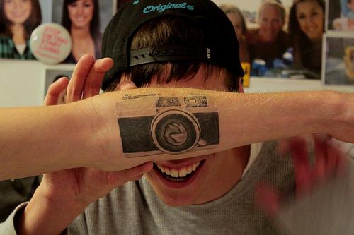 Camera tattoos (42)