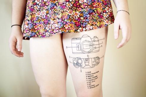 Camera tattoos (31)