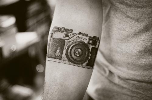 Camera tattoos (30)