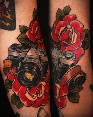 Camera tattoos (27)