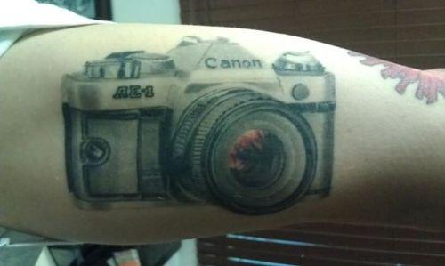 Camera tattoos (25)