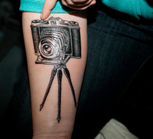 Camera tattoos (20)