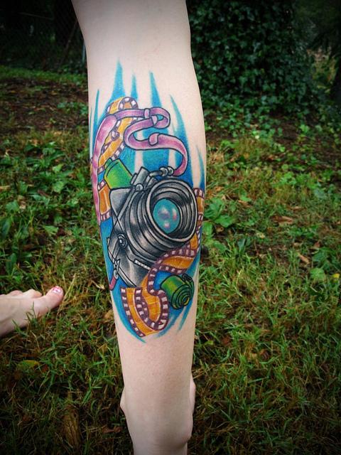 Camera tattoos (7)