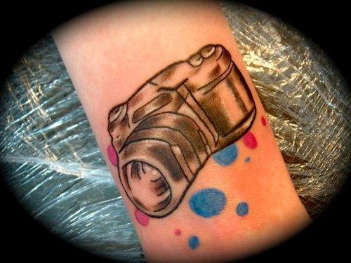 Camera tattoos (6)