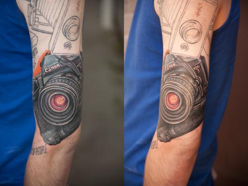 Camera tattoos (4)