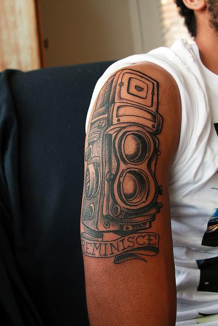 Camera tattoos (2)