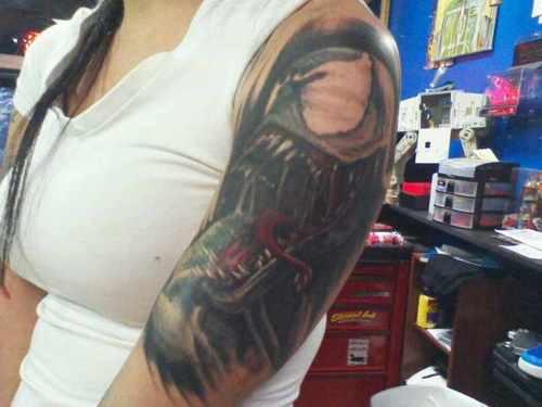 Venom Tattoos (48)