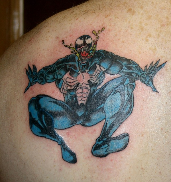 Venom Tattoos (46)