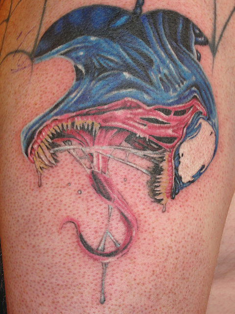 Venom Tattoos (44)