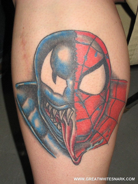 Venom Tattoos (42)