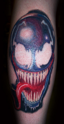 Venom Tattoos (38)