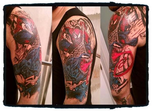 Venom Tattoos (36)