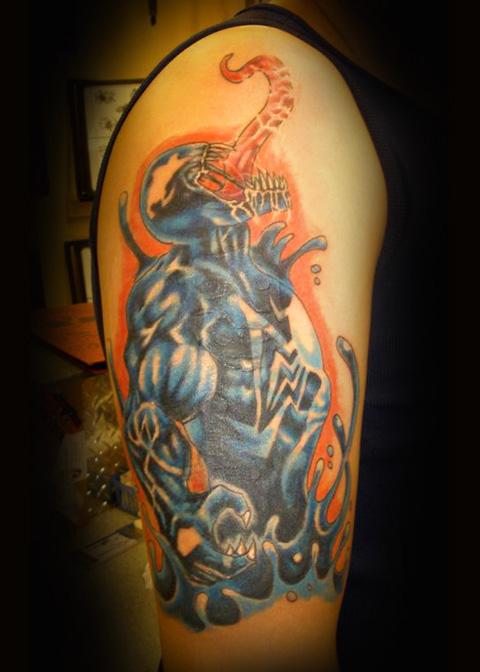 Venom Tattoos (31)