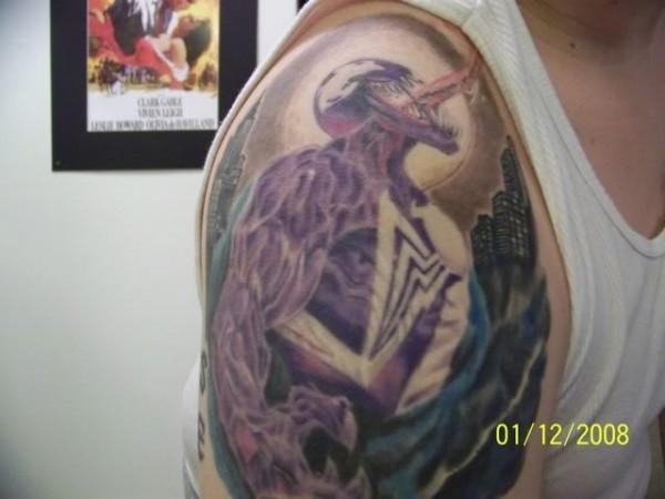 Venom Tattoos (28)
