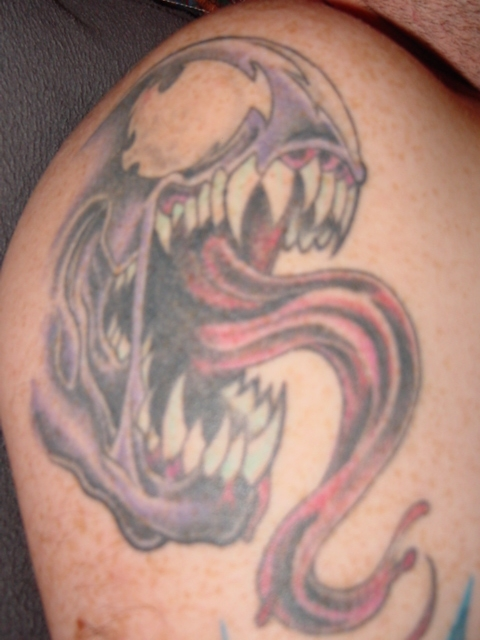 Venom Tattoos (27)