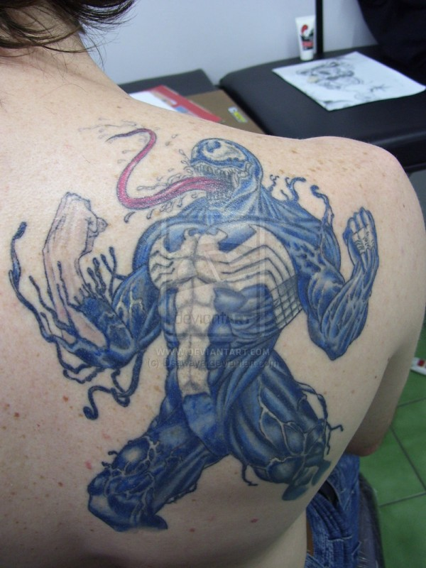 Venom Tattoos (21)