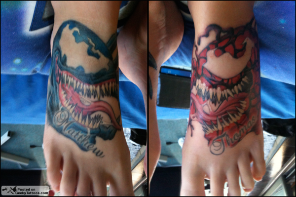 Venom Tattoos (18)