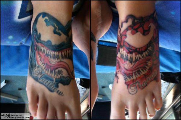 Venom Tattoos (18)