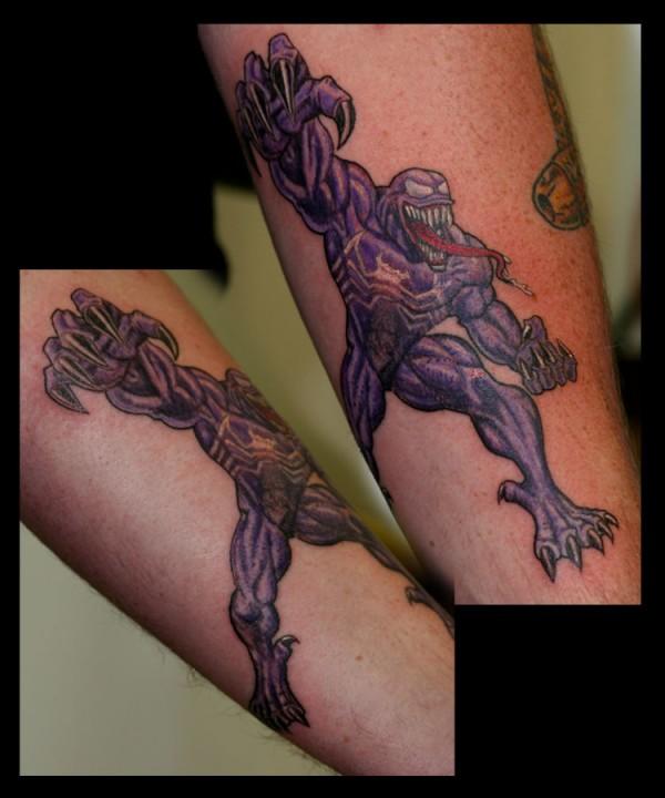 Venom Tattoos (16)