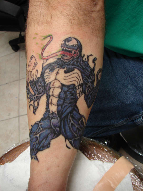Venom Tattoos (13)
