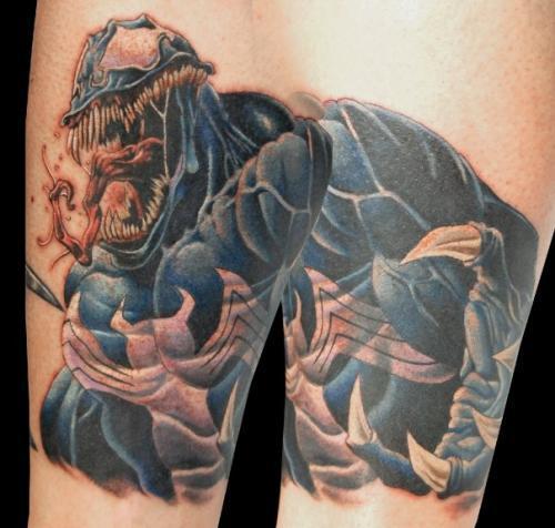 Venom Tattoos (11)