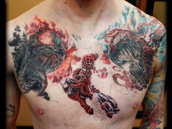 Venom Tattoos (10)