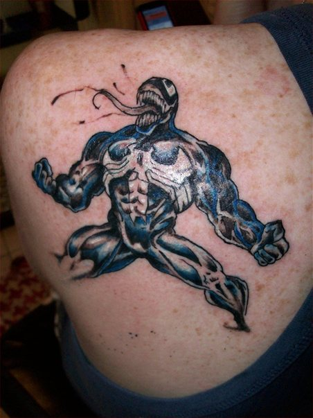 Venom Tattoos (9)