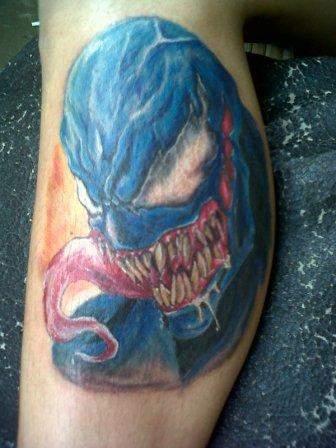 Venom Tattoos (2)