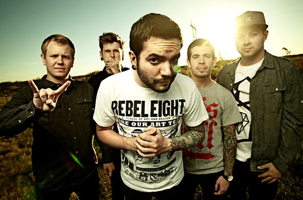 Fotos do A Day To Remember (28)