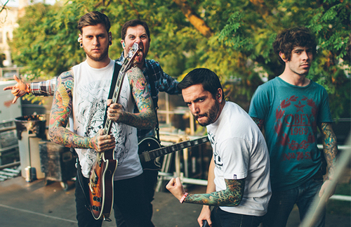 Fotos do A Day To Remember (20)
