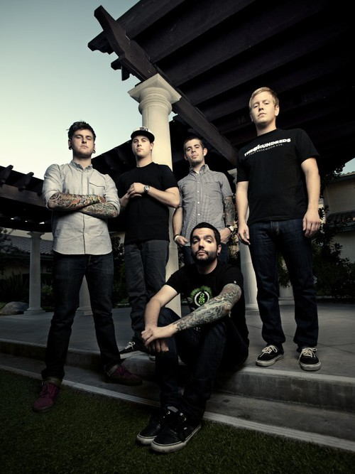 Fotos do A Day To Remember (1)