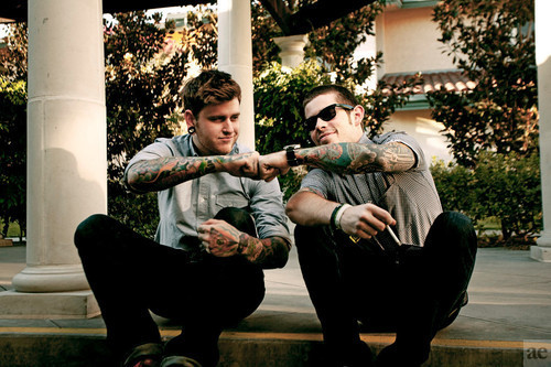 Fotos do A Day To Remember (6)