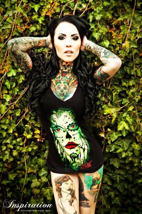 Gatas Tatuadas (3)