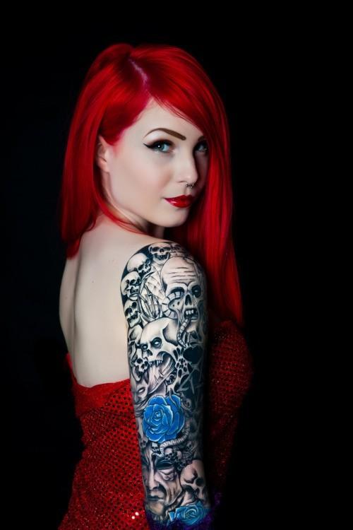 70 Fotos de lindas mulheres tatuadas (40)