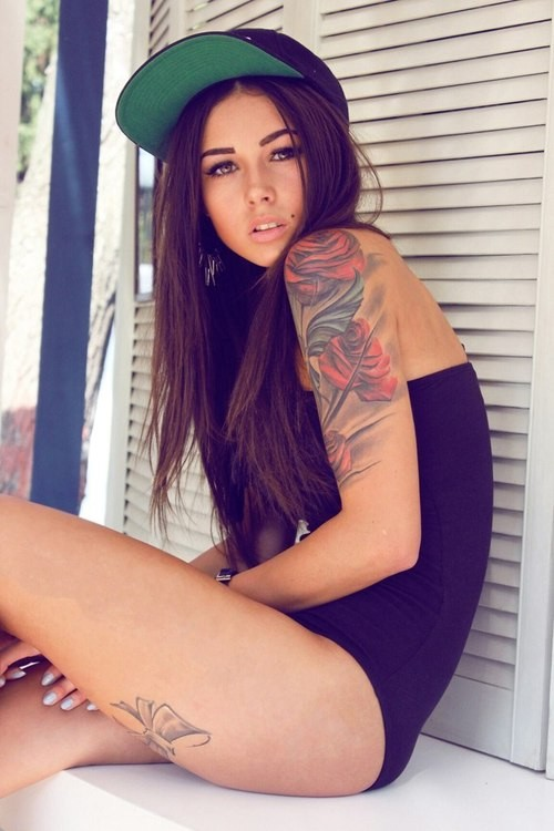 70 Fotos de lindas mulheres tatuadas (22)