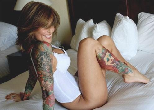 70 Fotos de lindas mulheres tatuadas (19)