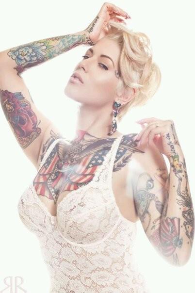 70 Fotos de lindas mulheres tatuadas (4)