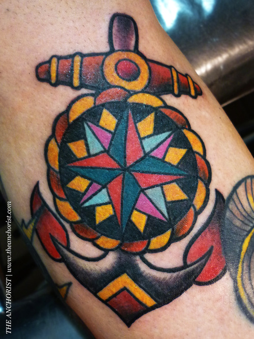 Significado da tatuagem de âncora (55)