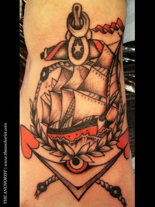 Significado da tatuagem de âncora (53)