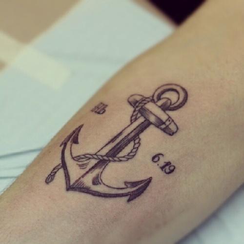 Significado da tatuagem de âncora (48)