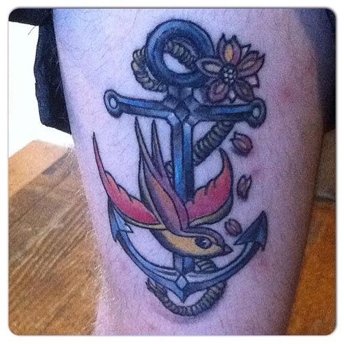 Significado da tatuagem de âncora (47)