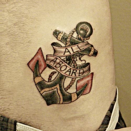 Significado da tatuagem de âncora (45)