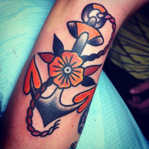 Significado da tatuagem de âncora (43)