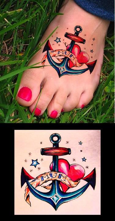 Significado da tatuagem de âncora (41)