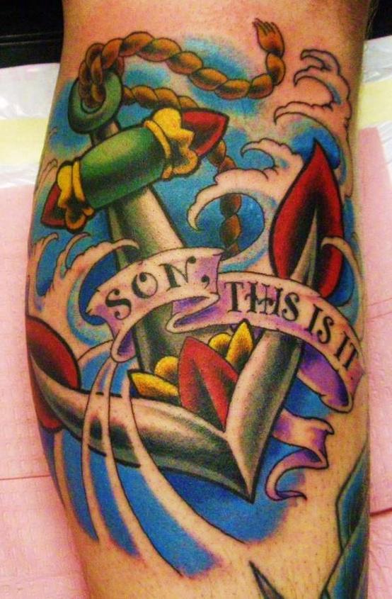 Significado da tatuagem de âncora (40)